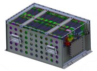 E-Logistic Vehicle battery System