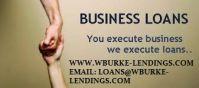 Business Loans & Trade Financing