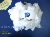 Polyester Staple Fiber---Super White