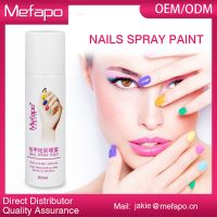 Star Quality Mefapo Aerosol Nail Polish Spray Color