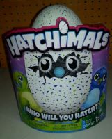 HATCHIMALS DRAGGLESS EGG TOY 2016