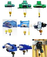CD or MD model monorail Wire Rope Electric Hoist