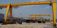 3 ton � 32 ton Single Girder Gantry Crane