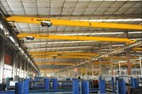Europe Style Single Girder bridge Crane