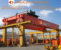 MG Model Double Girder Gantry Crane