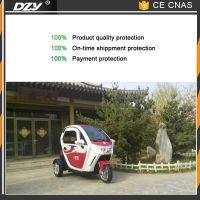 mini disabled tuk tuk rickshaw electric trike for sale