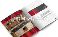 Factory Direct Printing Company Profile Brochure Catalogue