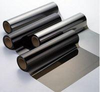 Glue coating film