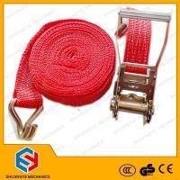 Slackline set/ Cargo Lashing Belt/ Ratchet Tie Down
