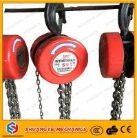 Manual Chain Block/Hand Chain Hoist