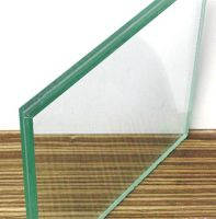 Laminated Glass, Tempered Laminated Glass, 6.38mm~12.38mm Laminated Glass