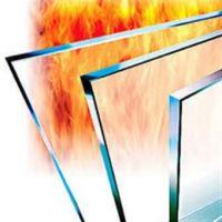 Fireproof Glass, Toughened Glass, 5mm~19mm Fireproof Glass