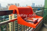 Balcony Handrail Desk with