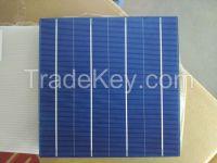 156mm Poly solar cells