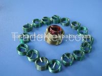 M12x1 hot sale SS 304 screw coil wire thread insert for military use