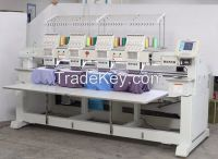 4 head embroidery machine