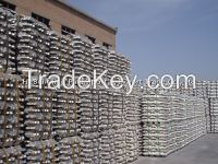 Aluminum Ingot 99.90% purity