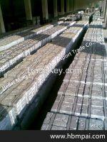 Aluminum ingot 99.95%with high quality