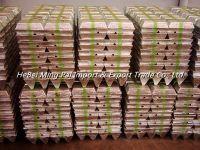 High Grade Zinc Ingot 99.995%