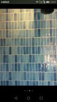 hand made glazed tiles