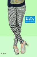 printed ankle length leggings for women and girls