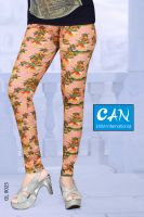printed cotton leggings for women and ladies and girls