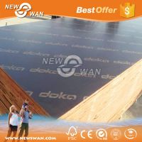 WBP Hardwood Film Faced Plywood for Construction