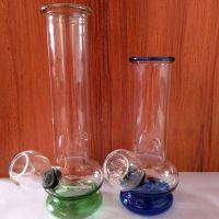 small size glass smoking set glass waterpipe