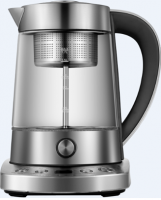 Electric glass kettle tea maker 1.7L