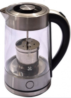 1.7L Electric glass kettle