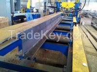 H beam 3-in-1 welding machine