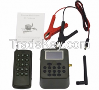 digital electronic hunting bird sound device mp3 remote control bird c