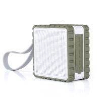 portable IPX6 waterproof bluetooth speaker with powerbank for outdoor sports