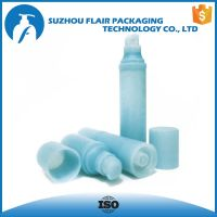 Plastic cosmetic airless bottle
