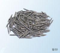 Best price bismuth needle solid form metallurgy/Granule Bismuth Needle