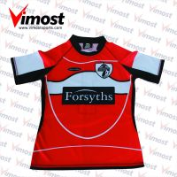 Custom sublimation rugby