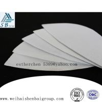 Leather Shoe Making Material Toe Puff Chemical Sheet