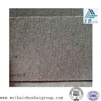 2.0 mm Recycle Renewable Leather Board For Insole Board