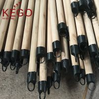 Natural Wooden Broom Stick / Natural wooden broom handle