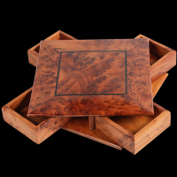 Magic Box (Wooden Jewellery Box with drawers)