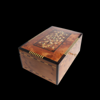 Wooden Jewellery Box (Thuya jewelry box)