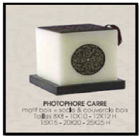 SQUARE PHOTOPHORE