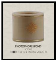 ROUND PHOTOPHORE