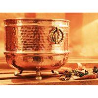 Vase Design copper (Origin: Tunisia)