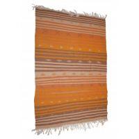 Oriental Carpet (Rugs) - Berber Carpet (100% Wool) Yelow Color