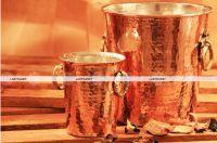 COPPER ICE BUCKET - Ice Buket - Ice Cube - Ice cube copper
