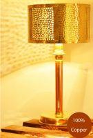 Lampe Table Design - Lampe copper Table - Lampe Lighting