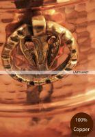 Vase - Decorative Vase - Decorative Copper Vase - Copper Vases