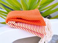 Towel baby Fouta 100% Cotton (Origin: Tunisia)
