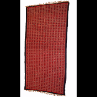 Kilim Berber Rug (Origin: Tunisia) 100% Wool (Ref # 002102) Product Specification